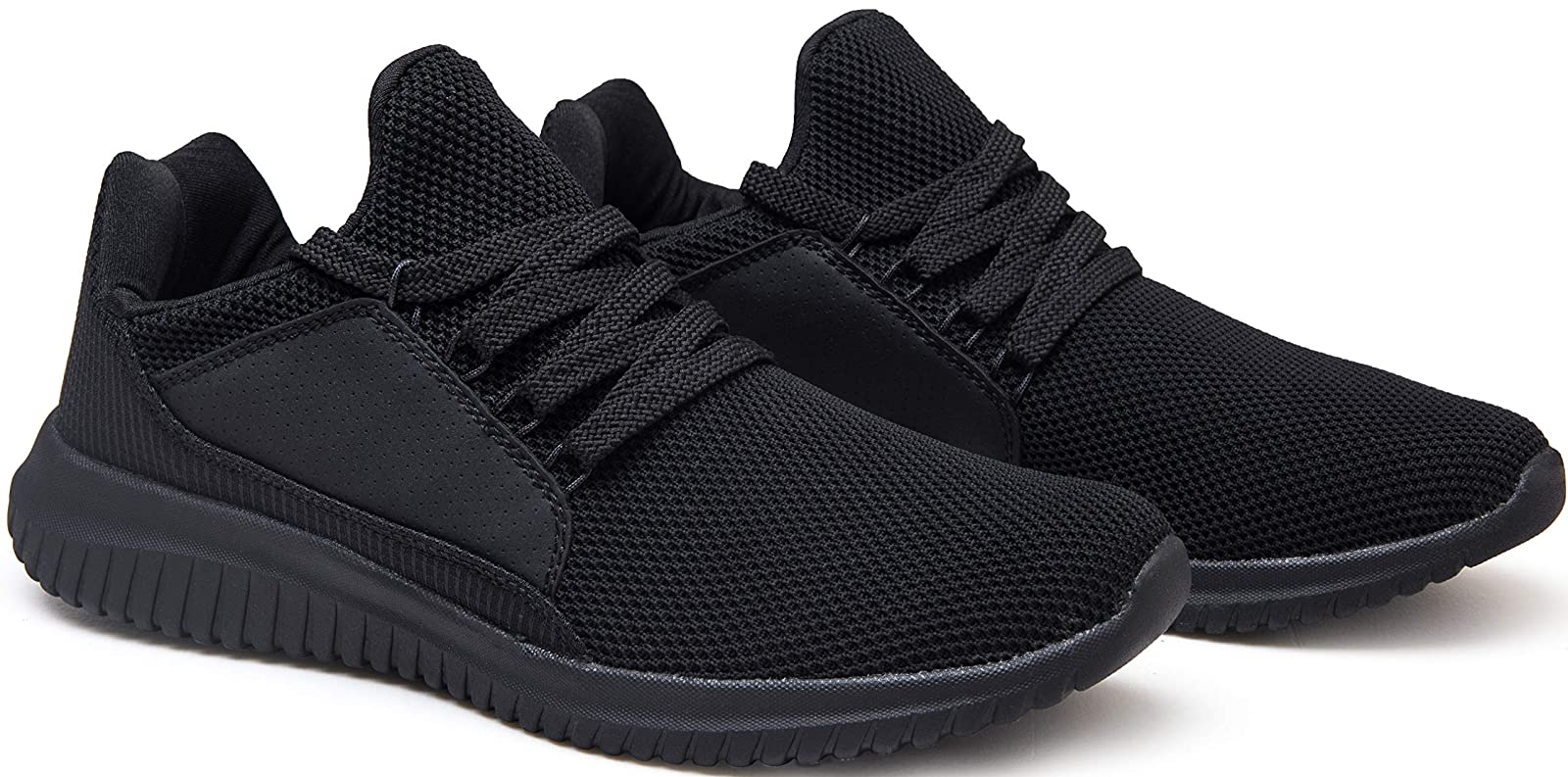 Krystory Casual Running SneakersMen and Women Breathable - 2