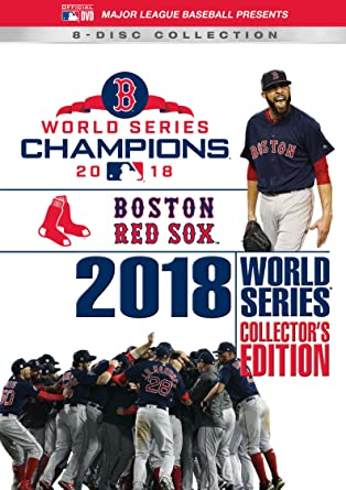 b387620d4 2018 World Series Champions  Boston Red Sox Complete Collector s Edition
