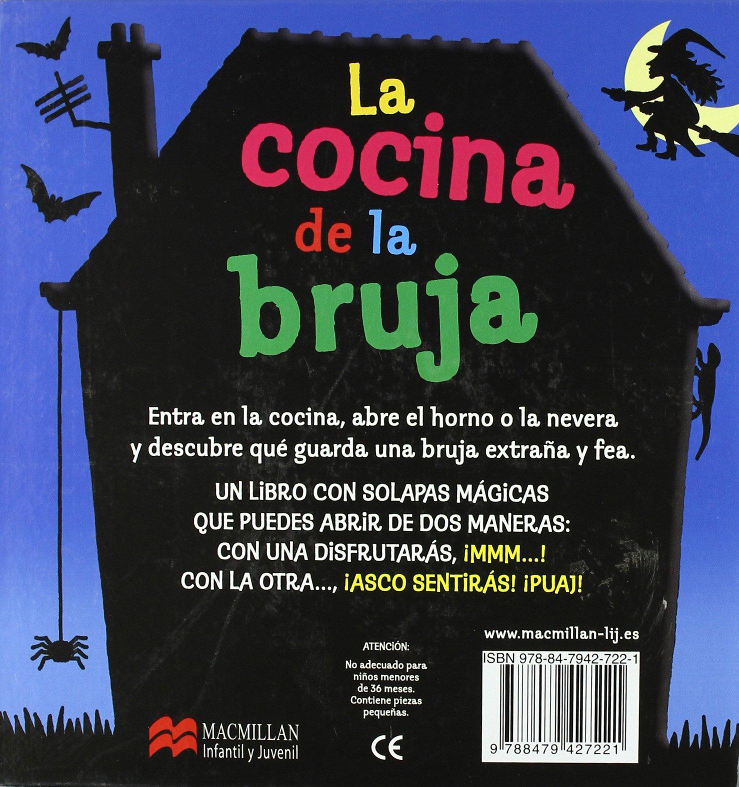 La cocina de la bruja (Infantil Y Juvenil): Amazon.es: Nick Sharratt: Libros