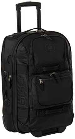 Amazon.com : Ogio Layover Travel Bag (Stealth) : Skateboard Bags ...