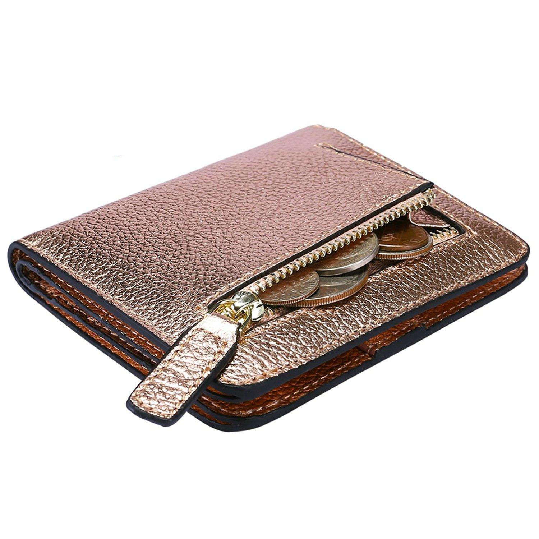 Amazon.com: Itslife - Mini monedero de bolsillo para mujer ...