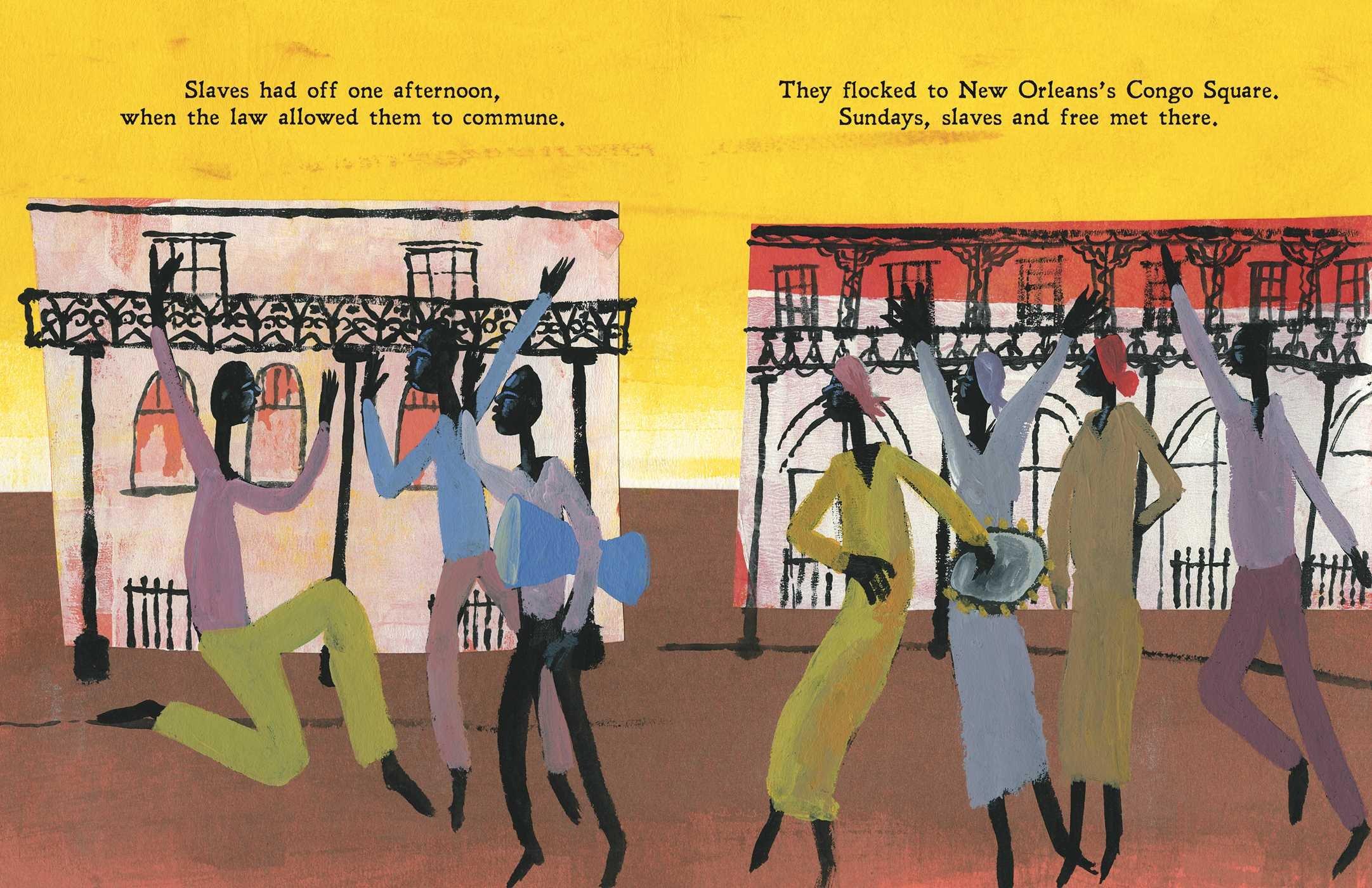 Freedom In Congo Square (charlotte Zolotow Award): Carole Boston  Weatherford, R Gregory Christie: 9781499801033: Amazon: Books