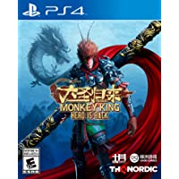 Monkey King: Hero is Back Standard Edition for Playstation 4 by THQ