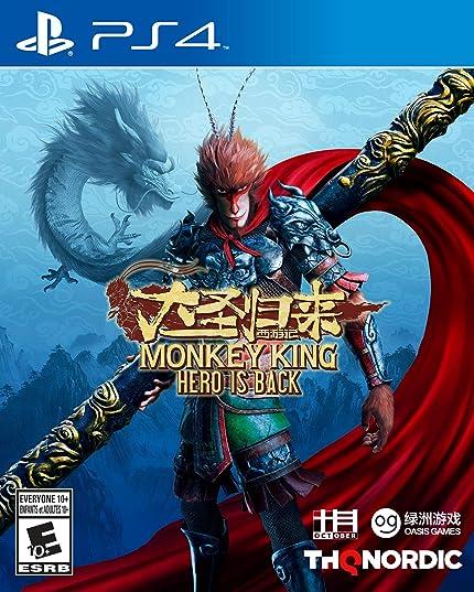 Amazon.com: Monkey King: Hero Is Back - PlayStation 4: Thq ...