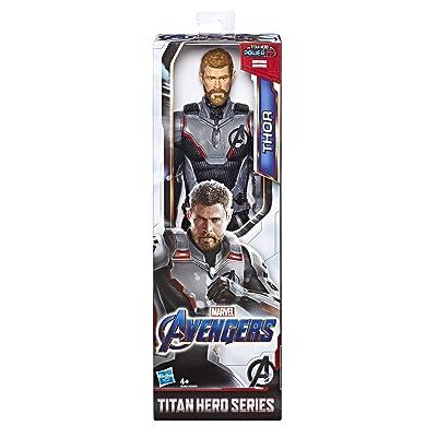Avengers- Titan Hero Movie Thor, (Hasbro E3921ES0): Juguetes y juegos