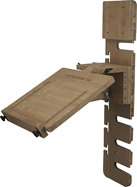 Amazon Com Standcrafted Jefferson Wall Mounted Standing Desk