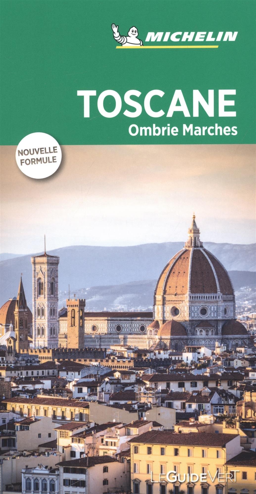 Guide Vert Toscane, Ombrie Michelin Broché – 10 février 2018 2067227068 GEOGRAFIA GENERALE. VIAGGI Guide turistiche-Italia Voyages / Guides touristiques
