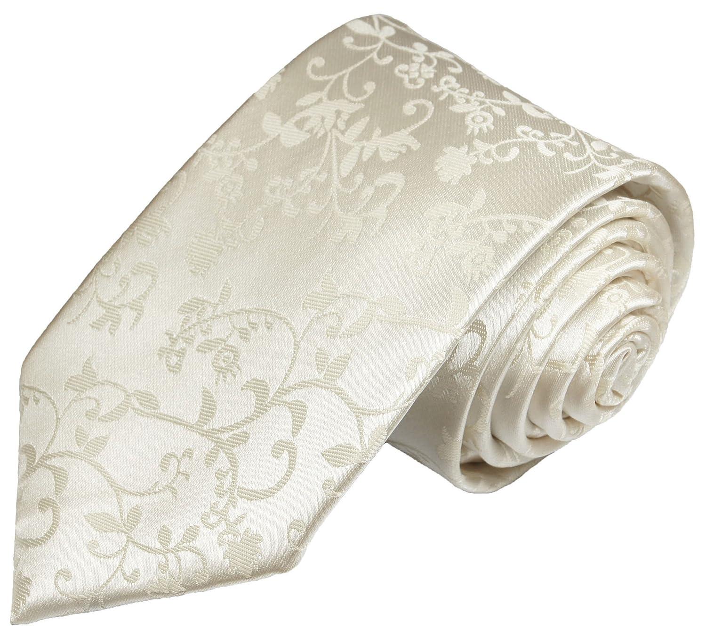 Paul Malone Mikrofaser Krawatte schmale 6cm Viele Farben und Designs