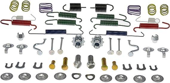 For Hyundai Santa Fe 2005-2006 Dorman Rear Parking Brake Hardware Kit
