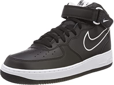 Nike Air Force 1 Mid '07 LTHR, Chaussures de Fitness Homme