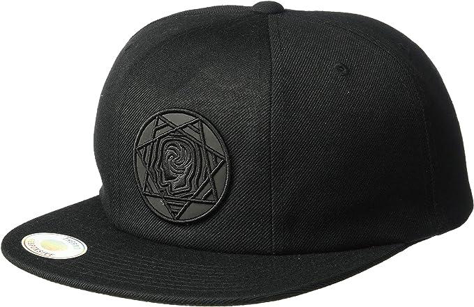 Neff Gorras Y Cap Tri Panel Black/Black Snapback: Amazon.es: Ropa ...
