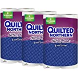 Quilted Northern Ultra Plush Toilet Paper bVdsPB, 3Pack (24 Supreme Rolls)