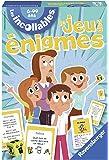 Ravensburger - 26568 - Jeu de Société - Le Jeu des Énigmes des Incollables