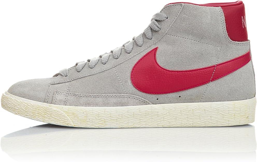 Nike Blazer Mid Premium Vintage Trainers Loyal Blue