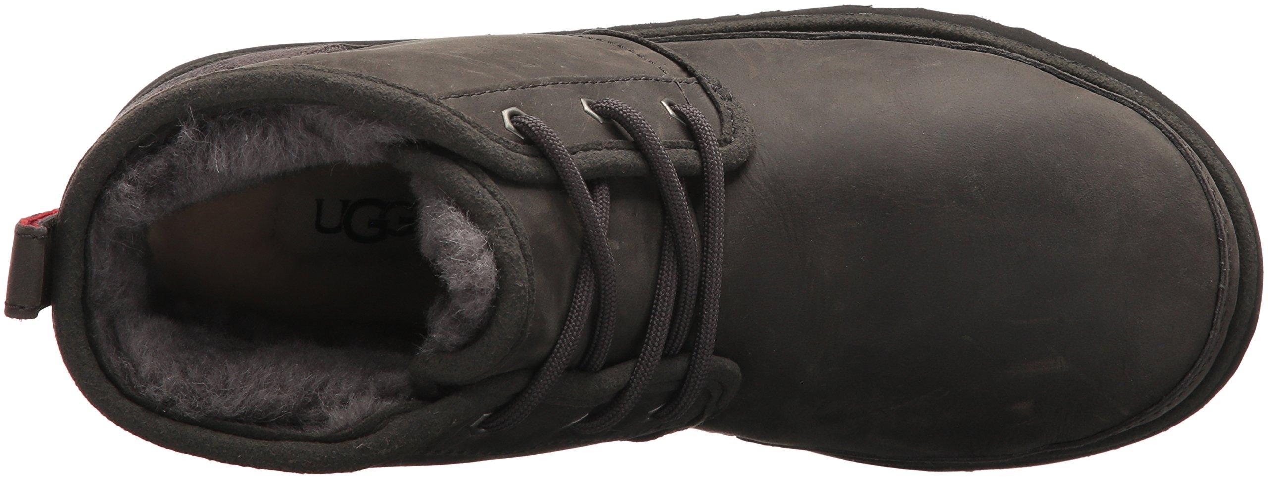 UGG Kids K Neumel II WP Pull-on Boot, Charcoal, 6 M US Big Kid by UGG (Image #8)