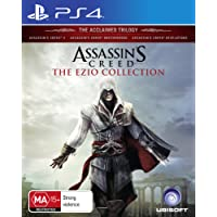 ASSASSIN'S CREED THE EZIO COLLECTION ANZ PS4