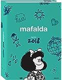 Mafalda 2018 agenda pagina X dia