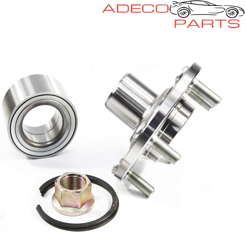 AdecoAutoParts/© Front Wheel bearing /& Hub Repair kit BR930600K 518516 for Nissan Altima Maxima Infiniti I30 I35