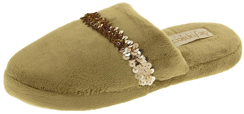 Footwear Footwear Studio , B005AFLT3C Ouvertes à Beige l arrière femme Beige d3924ac - piero.space
