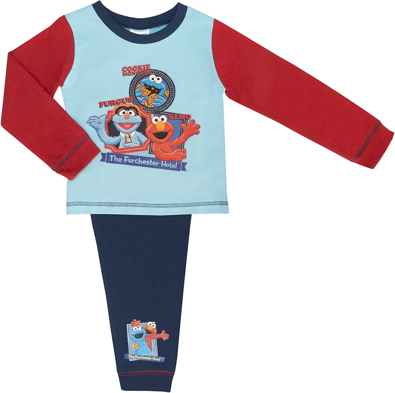 Boys Furchester Hotel CBeebies Pyjamas