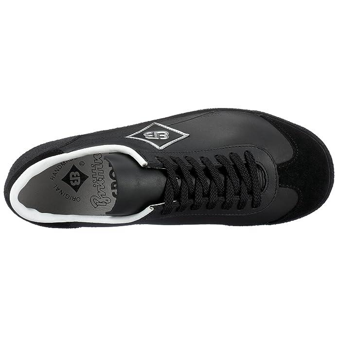 new arrival 6ef50 18bf0 Brütting Astroturfer 102402, Unisex - Erwachsene Sneaker, schwarz, (schwarz)