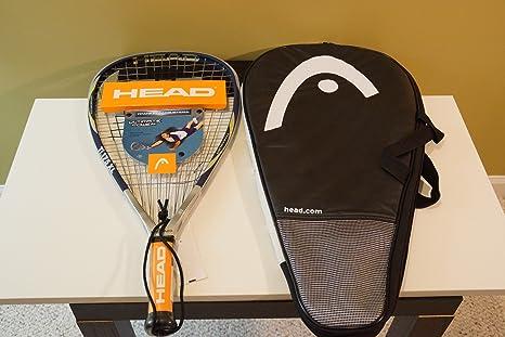 HEAD Ti 175 XL Raqueta de Racketball: Amazon.es: Deportes y ...