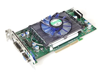 nVidia GeForce 6800 GT 512 MB tarjeta gráfica AGP 6800GT ...