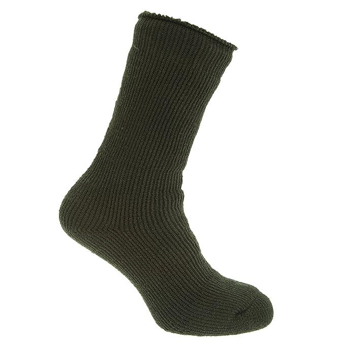 Redtag - Calcetines lisos Extremadamente térmicos Caballero hombre (2,45 Tog) (39