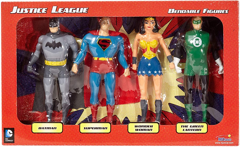 DC Comics Box for Superman Batman Wonder Woman Superheroes Coin Series Box Only