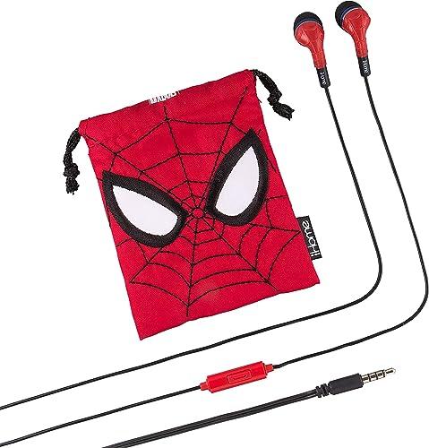 iHome Marvel Avengers Noise Isolating Earbuds