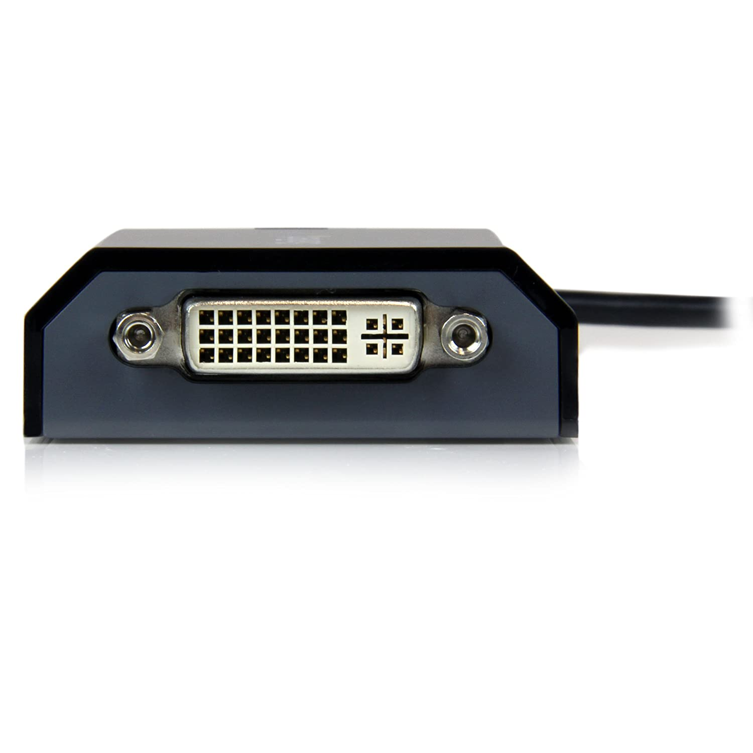 StarTech.com USB to DVI Adapter External USB Video Graphics Card for PC and MAC 1920x1200 USB2DVIPRO2
