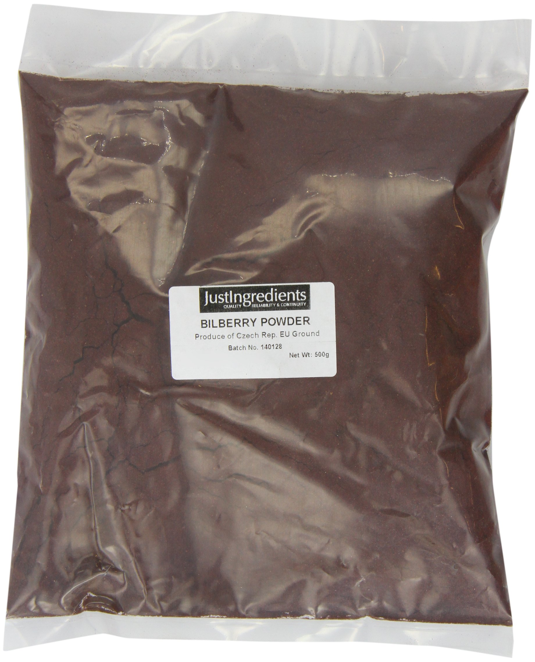 JustIngredients Bilberry Powder 500 g