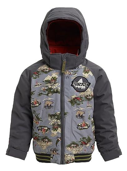 a97c0e277 Burton Toddler Boys' Gameday Bomber Jacket, Survivalist/Trocadero, ...