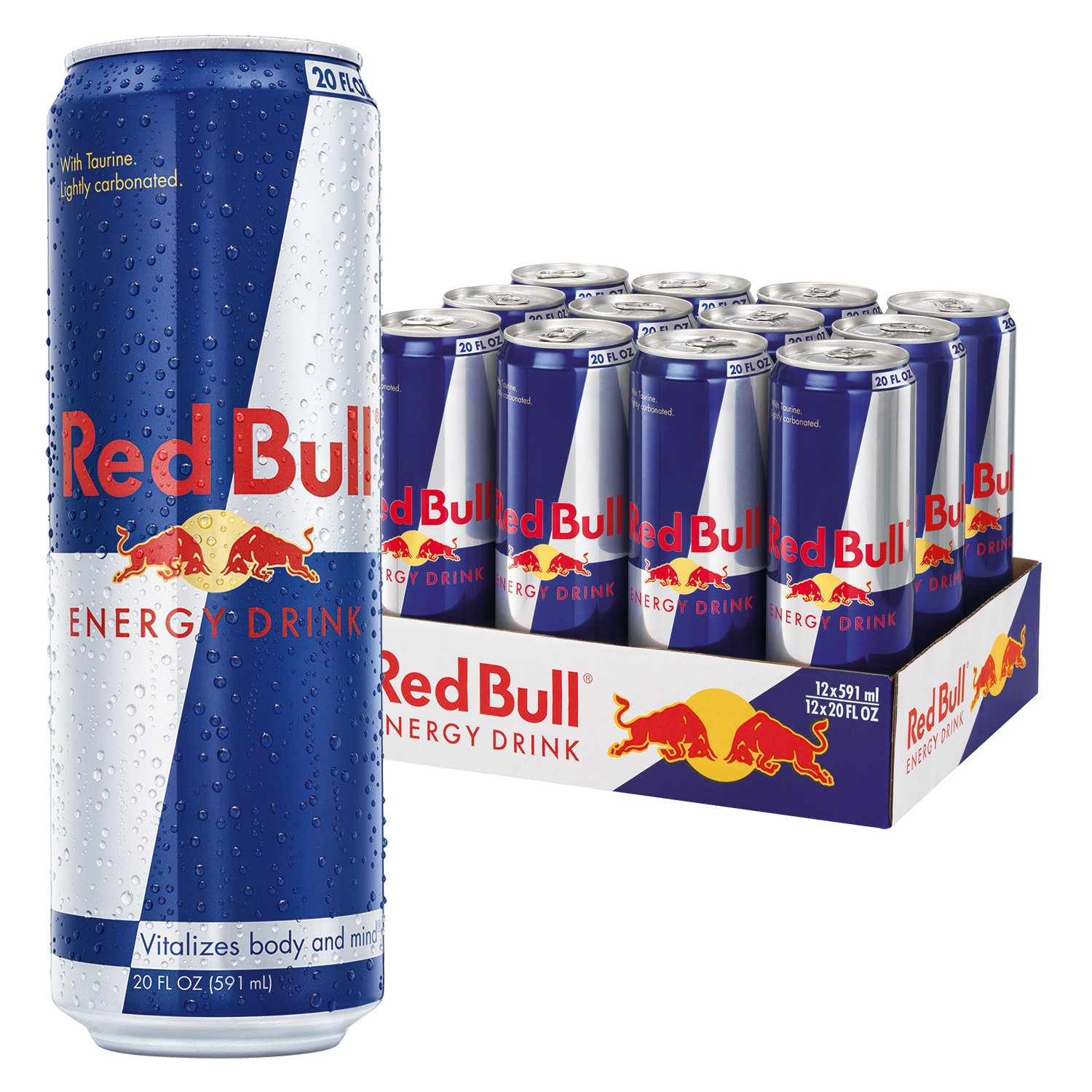 red bull energy drink 20 fl oz cans 12 pack food. Black Bedroom Furniture Sets. Home Design Ideas