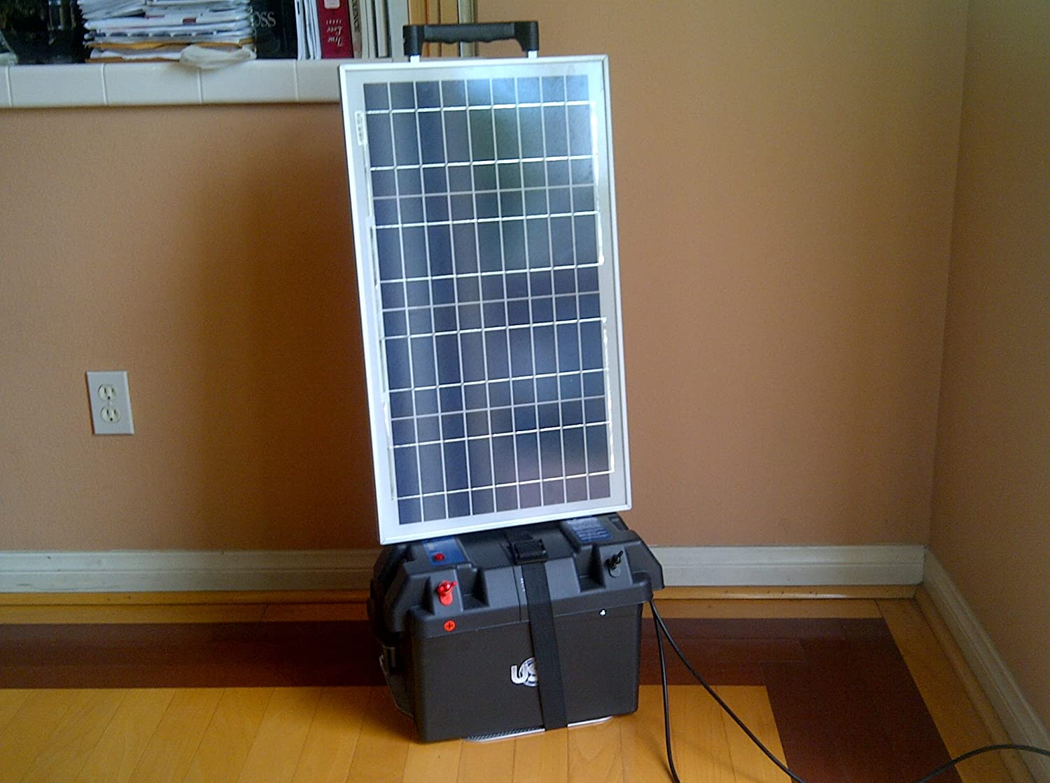OG 55 Solar Power Generator – GUARANTEED TO BE THE MOST POWERFUL UNIT FOR THE PRICE – OR WE WILL PAY YOU THE DIFFERENCE*