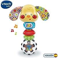 VTech- Toby Perrito Sonajero electrónico con luz