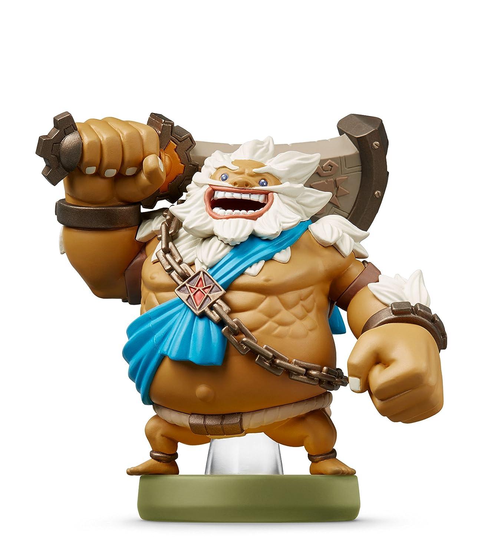 Nintendo - Pack de 4 Figurinas Amiibo Daruk, Mipha, Revali ...
