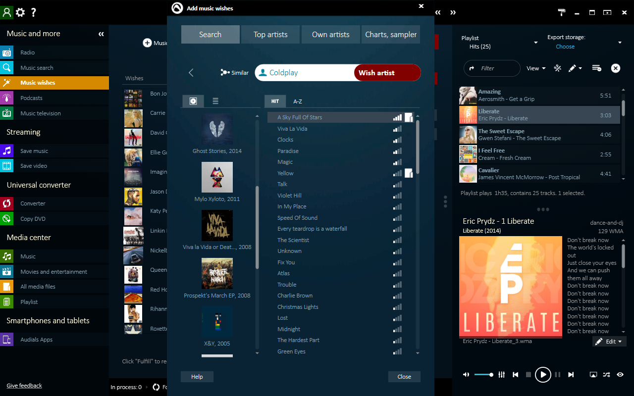Amazon.com: Audials One 2016 Entertains You with Music, Radio, TV and Podcasts [Download]: Software