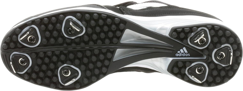Amazon.com | adidas Mens Excel IC Baseball Shoe, Blk/Runwht ...