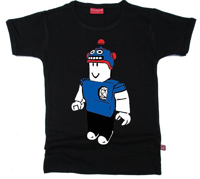 Stardust - Camiseta de manga corta - para niño negro negro