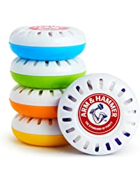 Munchkin Arm and Hammer Nursery Fresheners, Assorted Scents of Lavender or Citrus, 5 Count