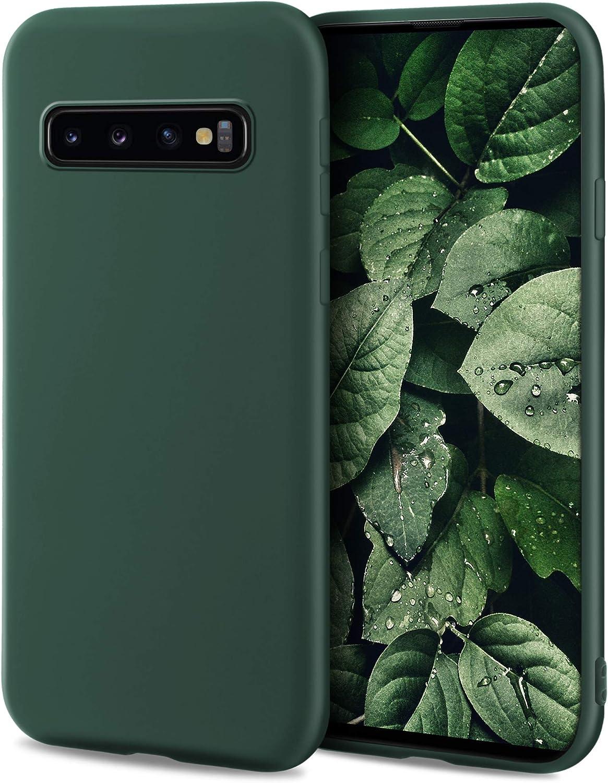 Moozy Minimalist Series Silicone Case For Samsung S10 Elektronik