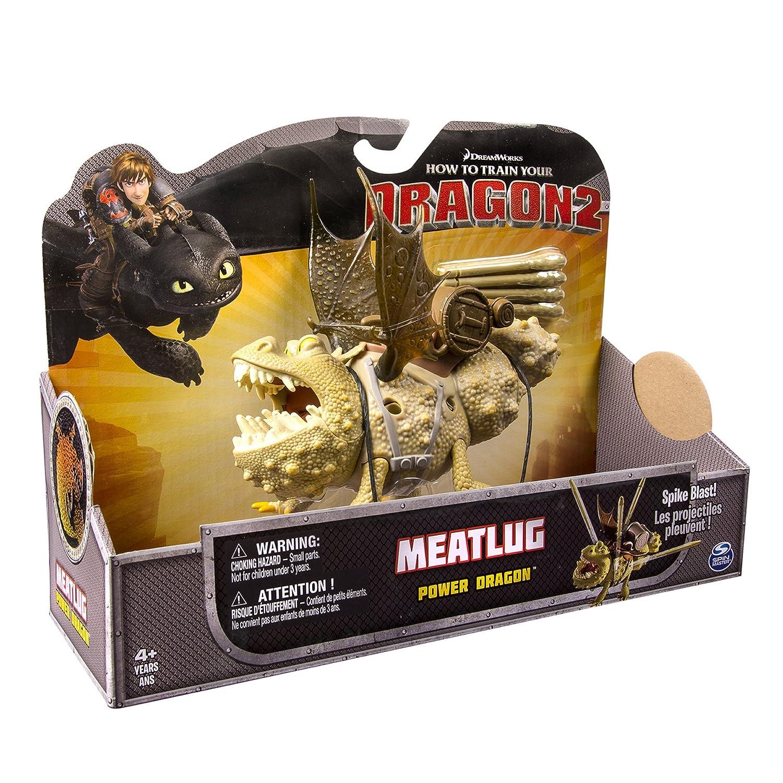 Spike Blast How to Train Your Dragon 2 Meatlug Power Dragon DreamWorks Dragons