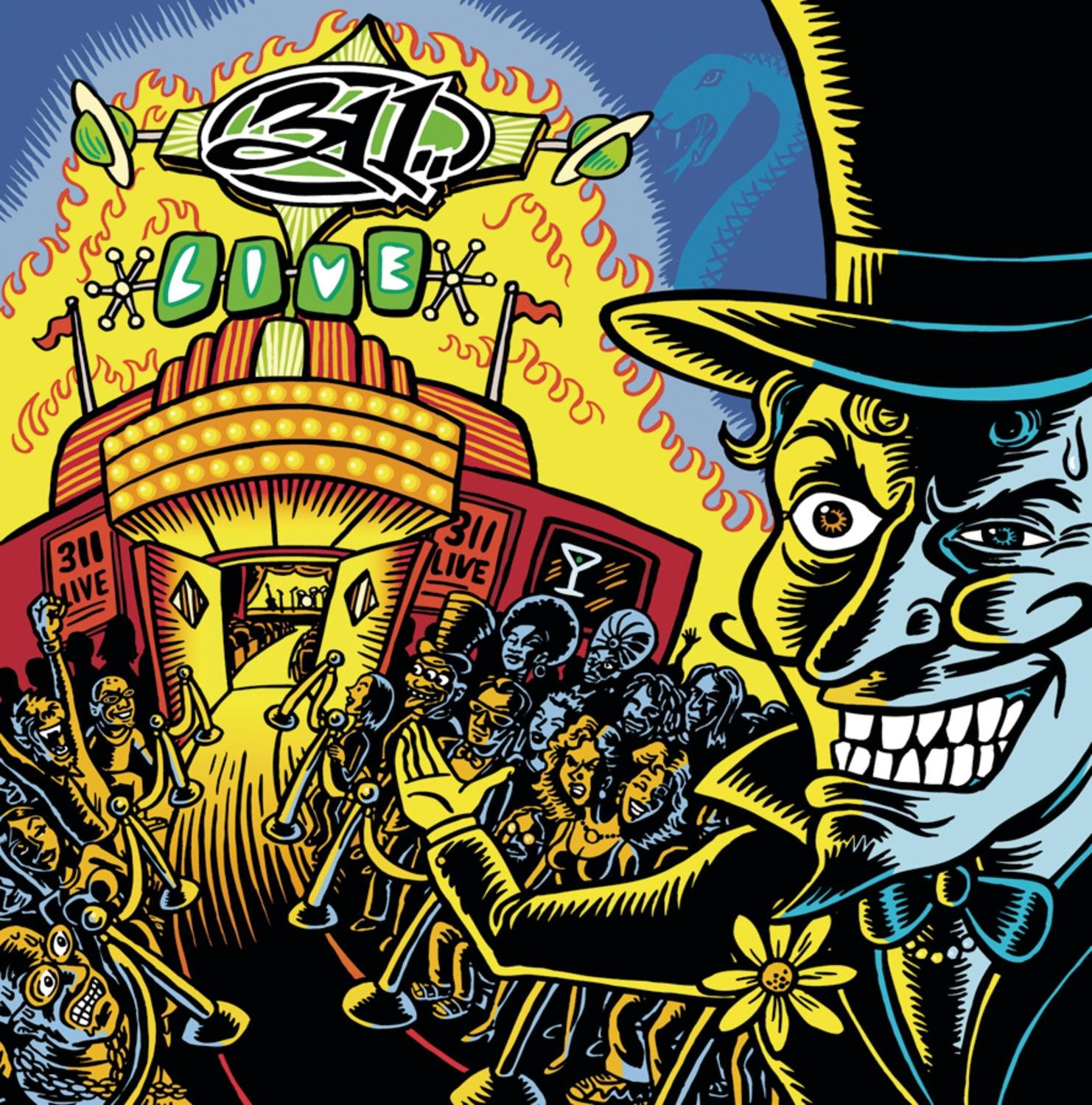 311 Live by Sony Legacy