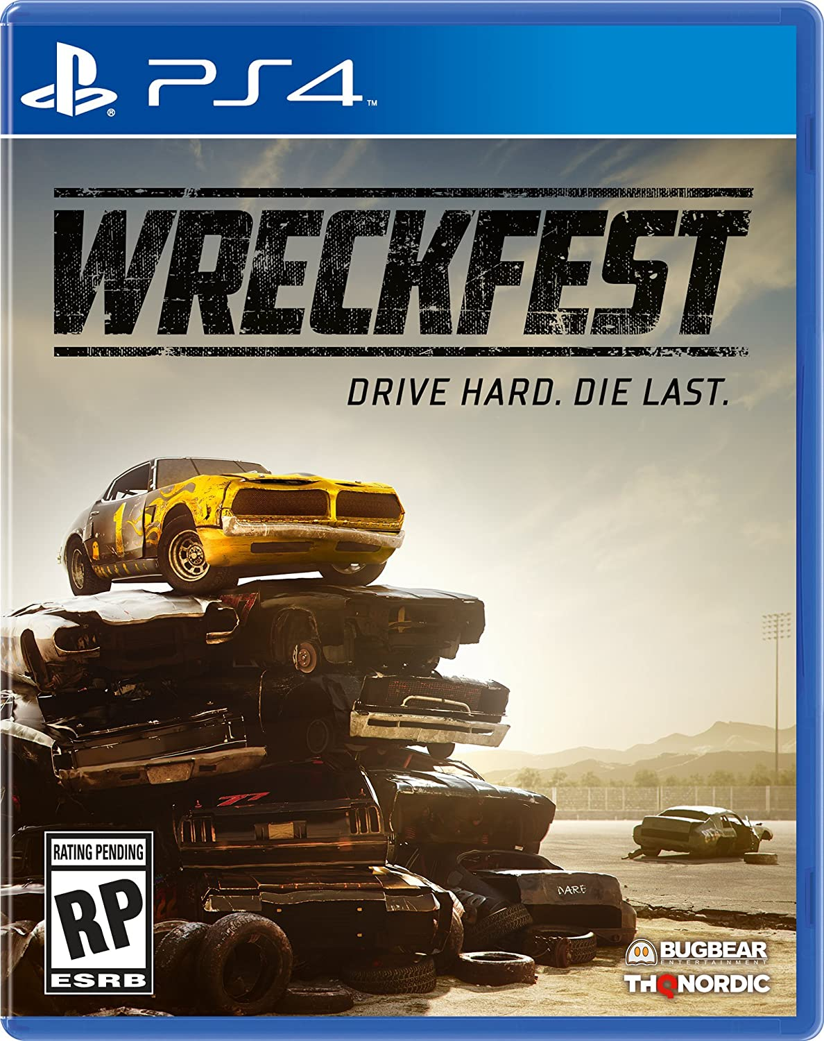 Amazon Com Wreckfest Xbox One Nordic Games Video Games