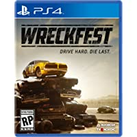 Deals on Wreckfest Standard Edition PS4