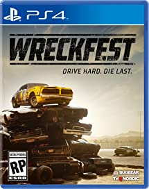 Wreckfest - PlayStation 4: Thq Nordic: Video     - Amazon com