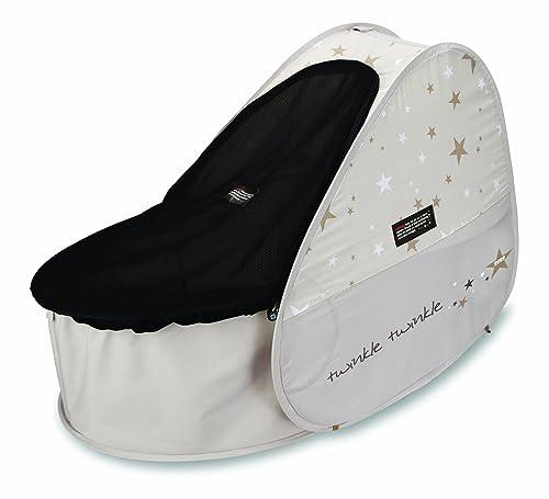 MySnuggly Newborn Bassinet Insert for Halo Bassinets Safe Real Cuddling Feeling for Better Sleep Patent Pending