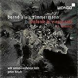 Bernd Alois Zimmermann : Sinfonie in einem Satz (1ère version). Hirsch.