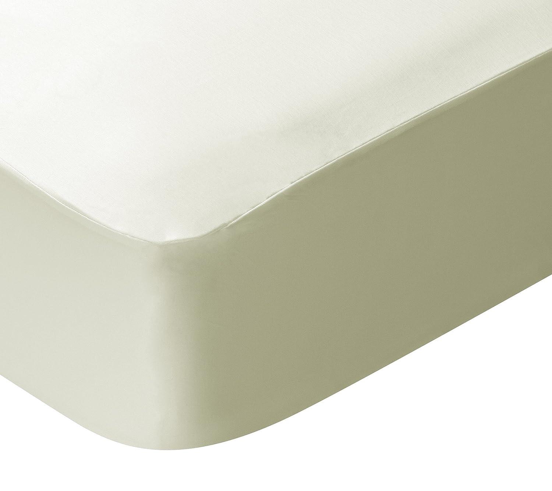 Pikolin Home - Protector de Colchón Lyocell, Híper-transpirable e Impermeable, Color Amarillo, 180 x 190/200 cm: Amazon.es: Hogar